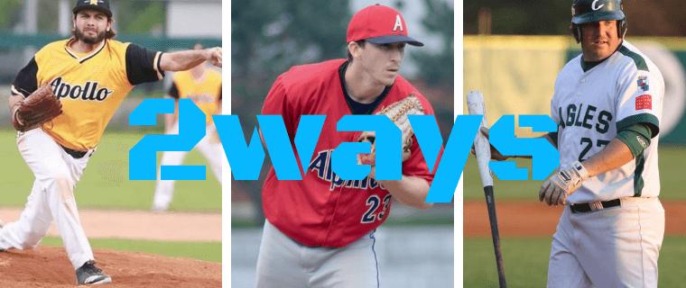 BBJO's Top 15 Two-Way Players Overseas, 2019 Baseball Season