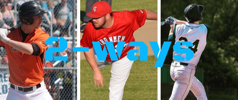 IBC's Top 15 Two-Way Players Overseas, 2018 Baseball Season