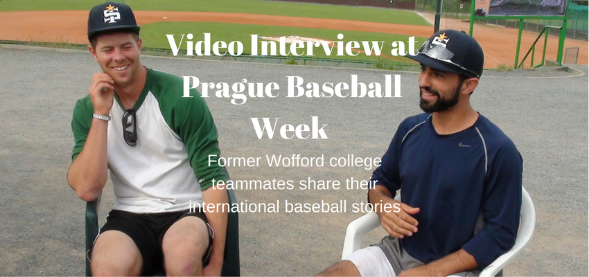 IBC Vlog: German and Czech baseball, import lifestyle with Eric Brenk & Alex Lee