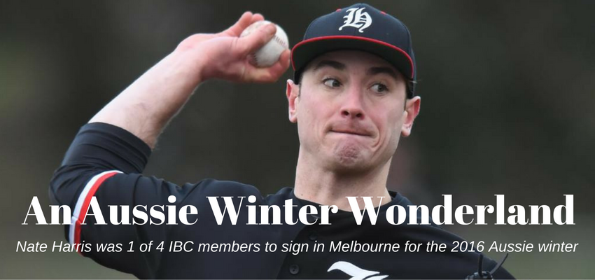 IBC Member Nate Harris leads Heathmont to 4th Melbourne Winter League Championship in 5 Years