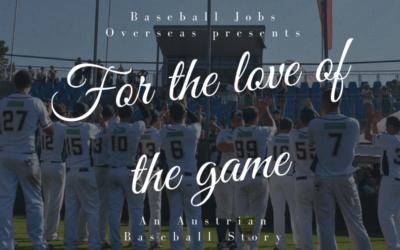 European Baseball Documentary: Attnang Athletics