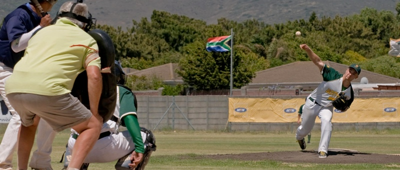 IBC E34: Travel baseball – South Africa, Baseball Without Borders, Import Exchange Program