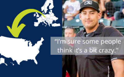 This Czech Umpire Followed His Passion To The Baseball Motherland