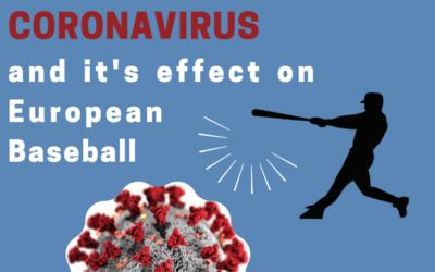 Coronavirus, European Baseball/Softball & Imports Coming In