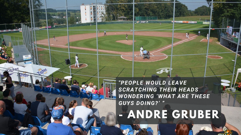A 'Field of Dreams' Story from a Small Town in Europe