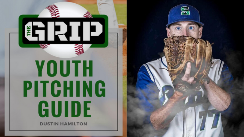 FREE EBOOK: The Grip – Youth Pitching Guide