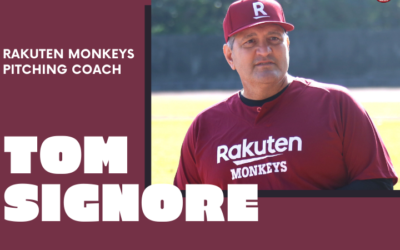 After a Career-Ending Accident on the Field, this Former AAA Pitching Coach got a Fresh Start in Taiwan