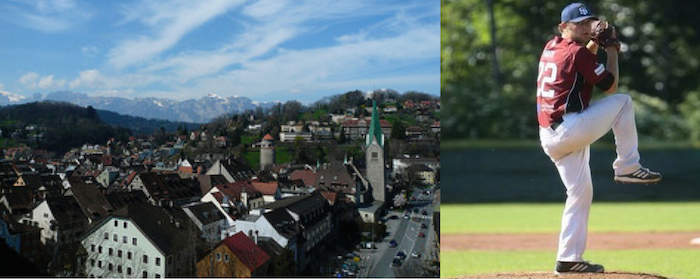 IBC E38: Getting your foot in the international door with Austrian second division baseball