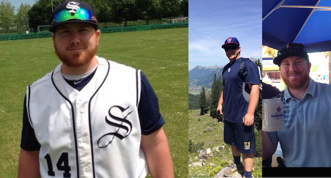IBC E42: German regional leagues a good option to jumpstart your overseas baseball career.