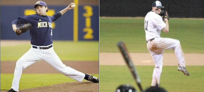 IBC E41 & The tale of two injured pitchers who revived their baseball careers overseas