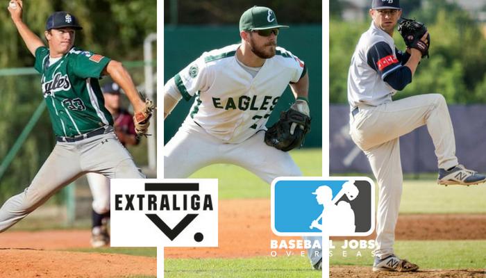 Baseball Jobs Overseas members update: Czech Republic