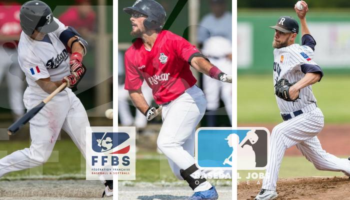 Baseball Jobs Overseas members update: France