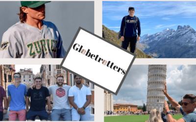 Baseball Globetrotters – Ryan Hooper (UC Davis) in Switzerland