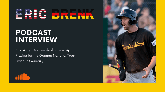 IBC E76: Obtaining dual citizenship, living in Germany, playing for the national team