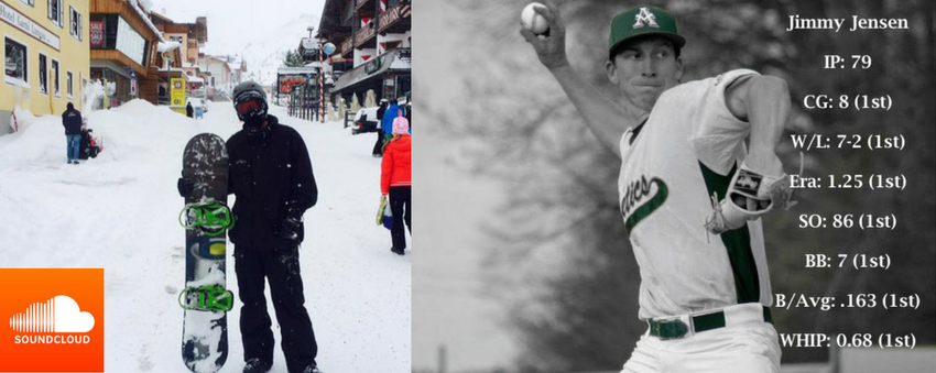 IBC E67: From cut from his high school baseball team to top international import (Part 1)