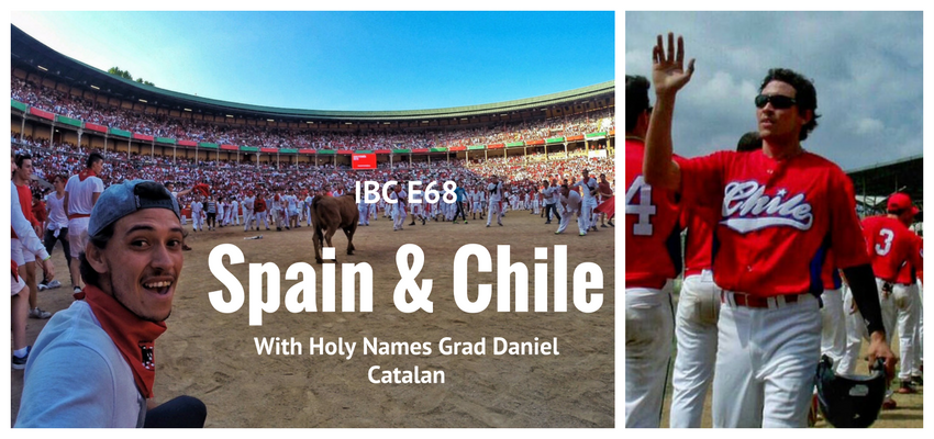IBC E68: How Daniel Catalan went from no overseas prospects to playing in Spain and South America