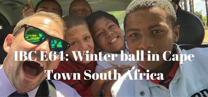 IBC E64: South African baseball as a Winter ball Option with Tanner Leighton