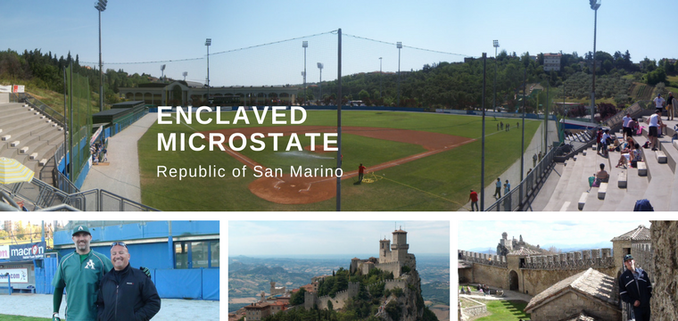 Italian Baseball League Documentary Part 1: T&A San Marino