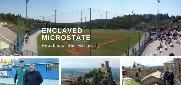 European Baseball Documentary: T&A San Marino
