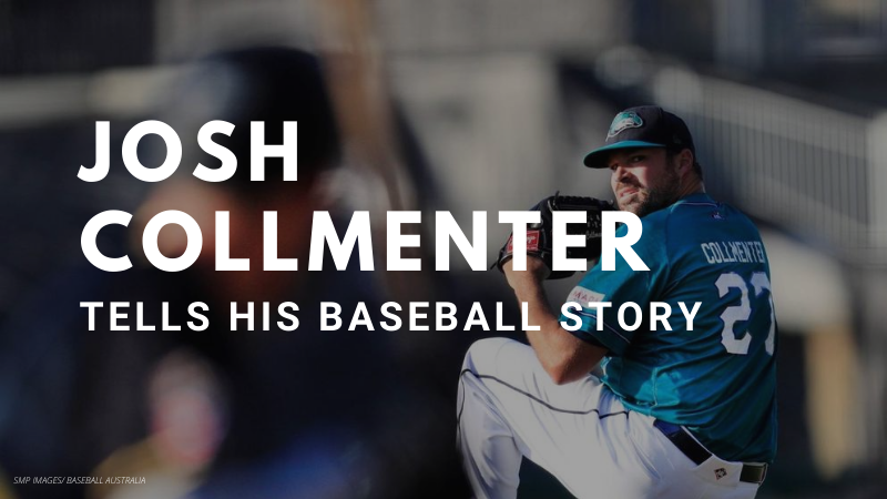 IBC E82: 7 Year MLB vet, Josh Collmenter, on his career and experience with the Auckland Tuatara