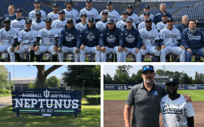 European Baseball Road Trip: Curaçao Neptunus