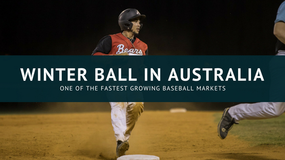Opportunities to play baseball in Australia outlined