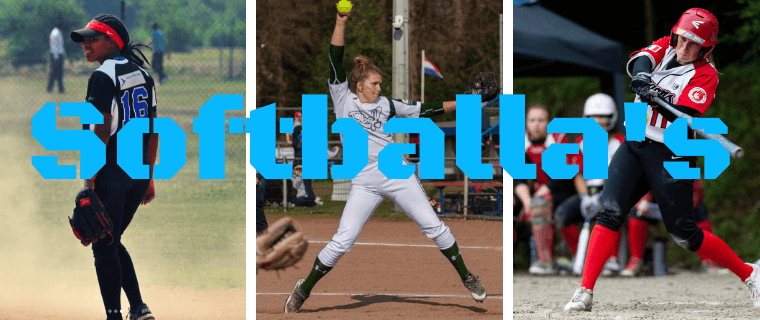 BBJO's Top Women's Softball Players Overseas, 2019 Season