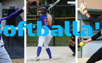 IBC's Top Women's Softball Players Overseas During the 2017-18 Winter Season