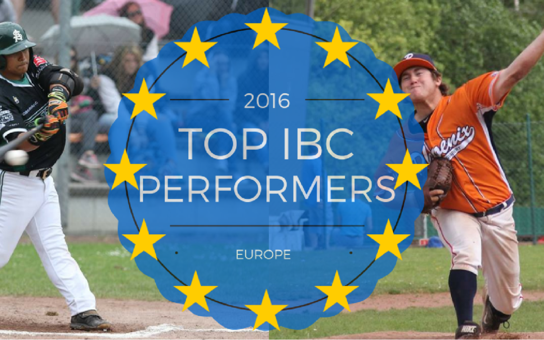IBC's Top Performers in Europe for the 2016 Summer