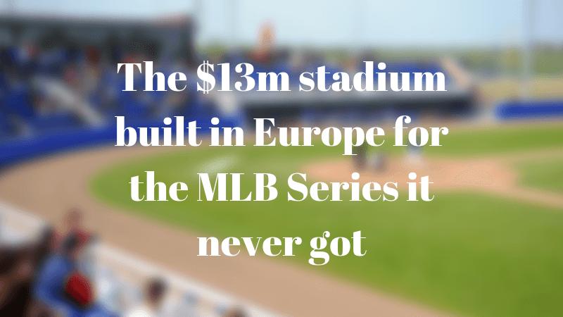 European Baseball Road Trip: Hoofddorp Pioniers