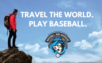 What opportunities are there to play baseball professionally overseas? Guaranteed there are more than you realize….