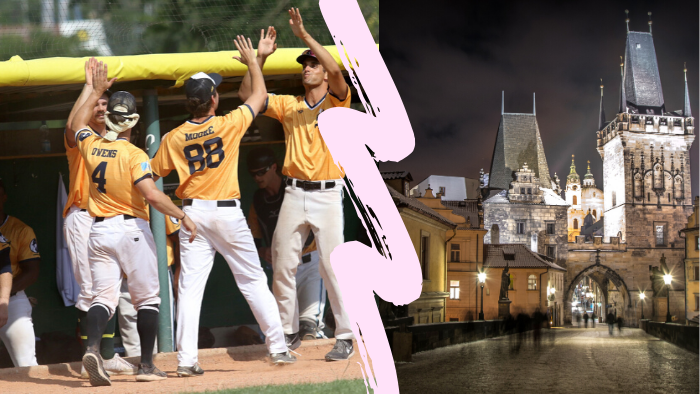 Prague Baseball Week 2019