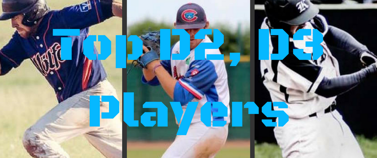 IBC's Top D2/D3 Players Overseas: 2017 Summer Season