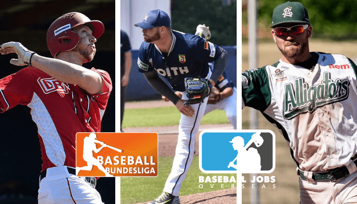 Baseball Jobs Overseas members update: Germany