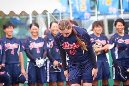 Imports Break Down the Japanese Softball Experience