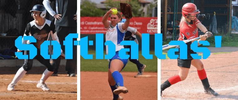 IBC's Top Women's Softball Players Overseas, 2018 Season