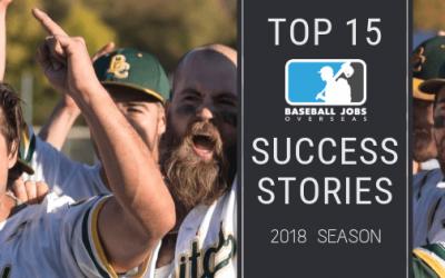 Top 15 BBJO Success Stories in 2018