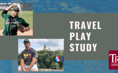 Interested in earning a Graduate Degree while traveling and playing abroad?